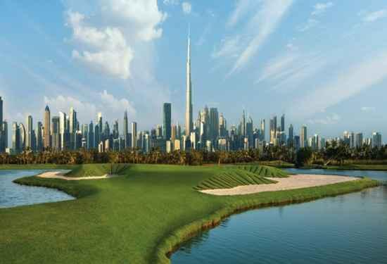 Extraordinary Contemporary Living at Dubai Hills View3