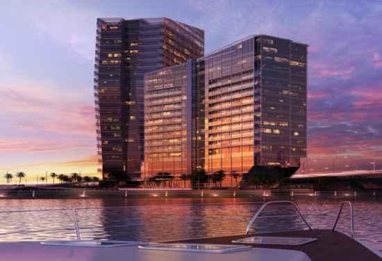 Opulent Suite in Langham Place Dubai3
