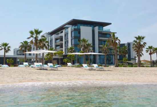 Contemporary One Bedroom At Nikki Beach3