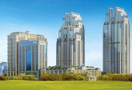 Exquisite Five-Bedroom Penthouse at Al Habtoor City3
