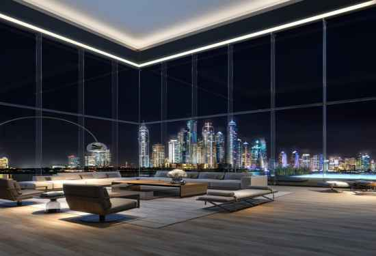 Stunning Penthouse with Beachfront Views