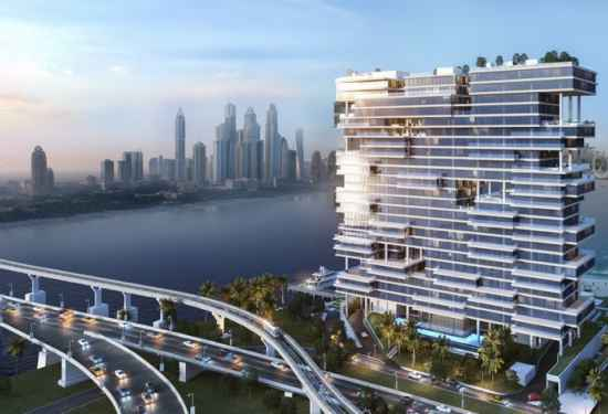Incredible Penthouse in Palm Jumeirah
