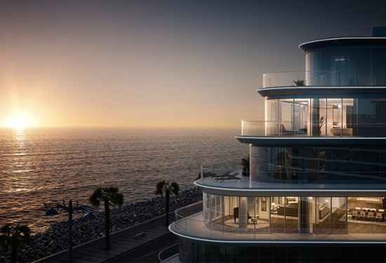 Exceptional Penthouse at The Alef Residences3