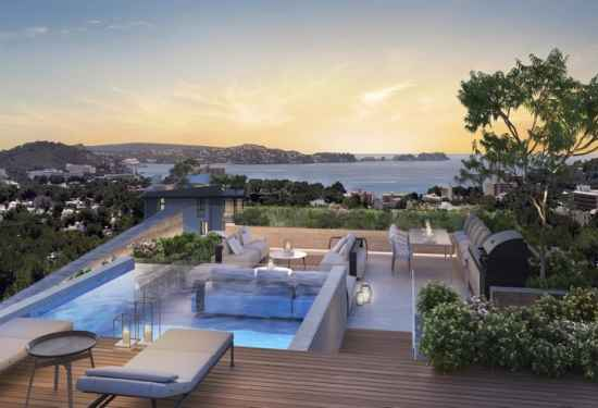 Gorgeous Sea Views From Spanish Penthouse 1