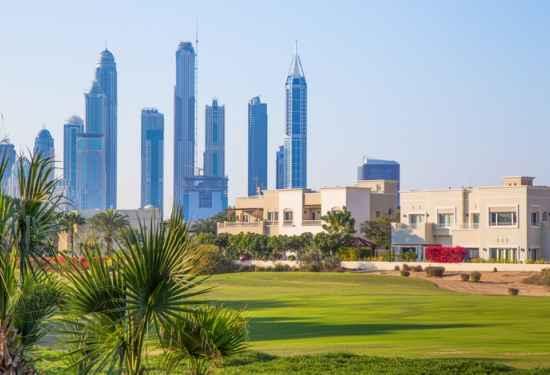 Lovely Residential Plot In Emirates Hills1