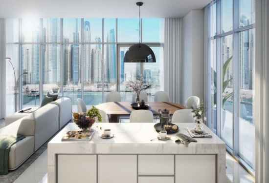 Three-Bedroom Apartment With A Stunning View1