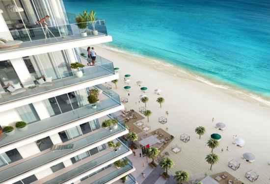 Spacious 2 Bedroom Apartment In Sunrise Bay At Emaar Beachfront2