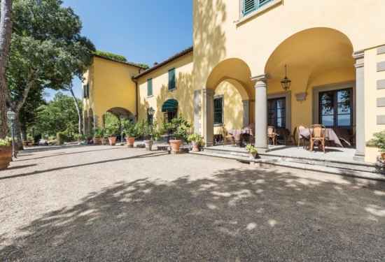A Historical Estate In the Enchanting Hills of Fiesole3