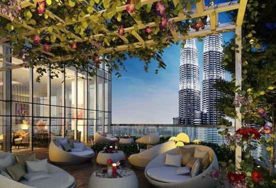 Three-Bedroom Serviced Apartment at Ritz-Carlton Kuala Lumpur1