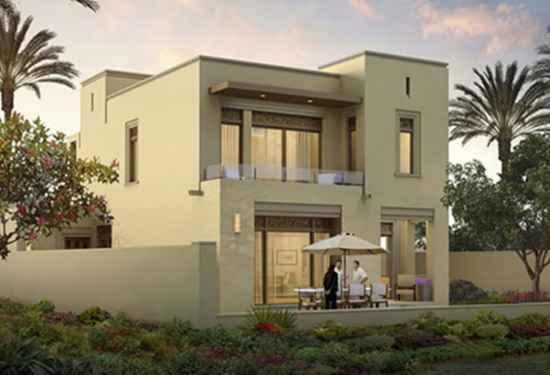 Capacious Family Villa in Arabian Ranches1