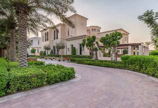 Imposing Modern Villa Enjoying Splendid Views