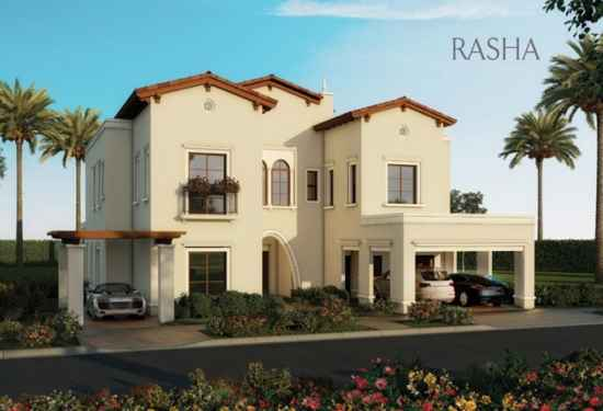 Opulent Five-Bedroom Villa in Rasha, Arabian Ranches2