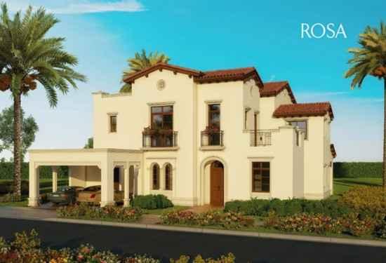 Beautiful Six-Bedroom Villa in Rosa Arabian Ranches2