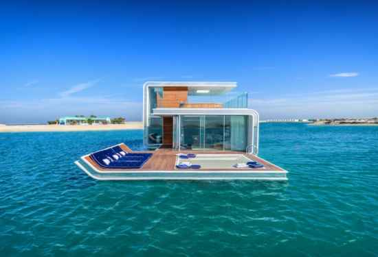 Luxurious Two Bedroom Floating Villa 1