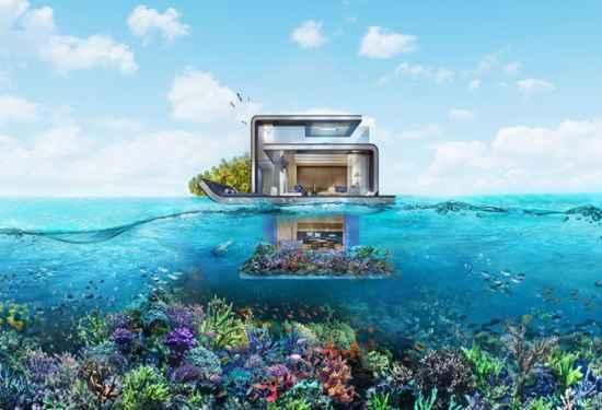 Bentley Furnished Floating Villa 3