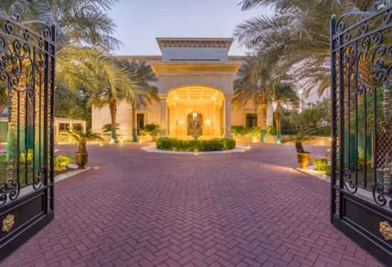 Magnificent Mansion in Emirates Hills