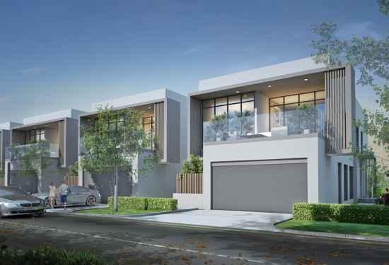 Contemporary Villa in MBR City1