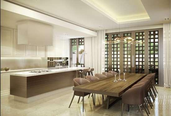 Luxury Property Dubai 7 Bedroom Villa for sale in District One Mohammad Bin Rashid City