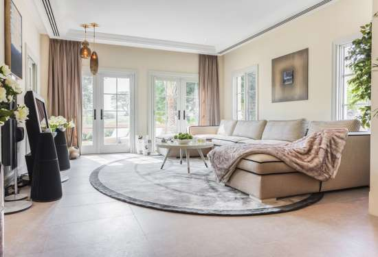 Luxury Property Dubai 6 Bedroom Villa for sale in Redwood Avenue Jumeirah Golf Estates