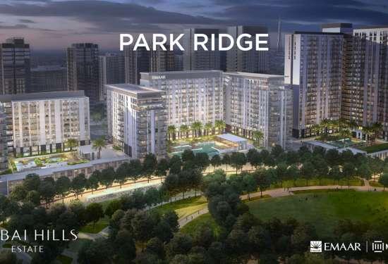 Luxury Property Dubai 2 Bedroom Apartment for sale in Park Ridge Dubai Hills Estate