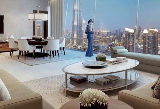 Luxury Property Dubai 2 Bedroom Apartment for sale in Burj Vista Downtown Dubai