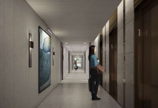Luxury Property Dubai 2 Bedroom Apartment for sale in Wilton Terraces Mohammad Bin Rashid City