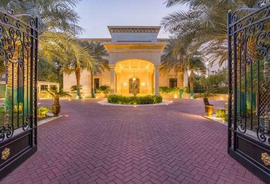 Luxury Property Dubai 8 Bedroom Villa for sale in Sector R Emirates Hills