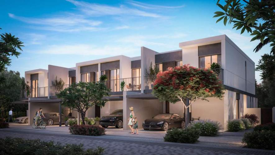 Elan Townhouses by Tilal Al Ghaf