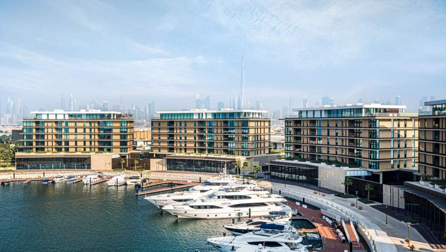 Bulgari Lofts at Jumeirah Bay Island