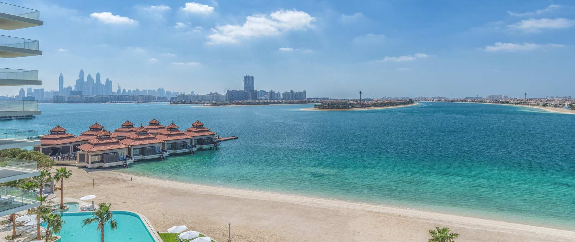 Serenia Residences Sale 3 Bed Apartments In Palm Jumeirah