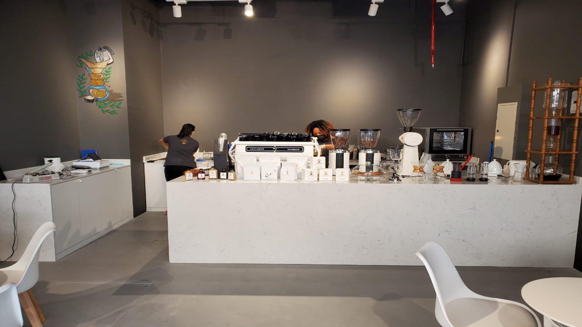 Surge Coffee