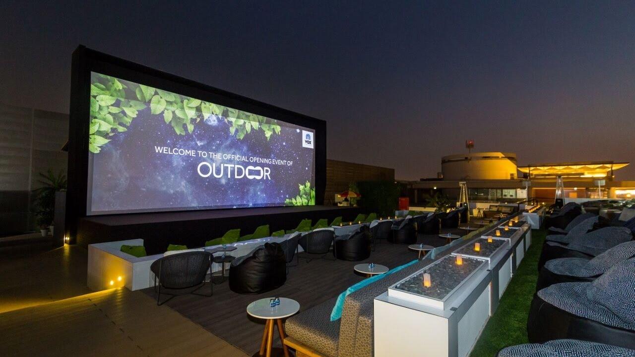 VOX Outdoor Cinema