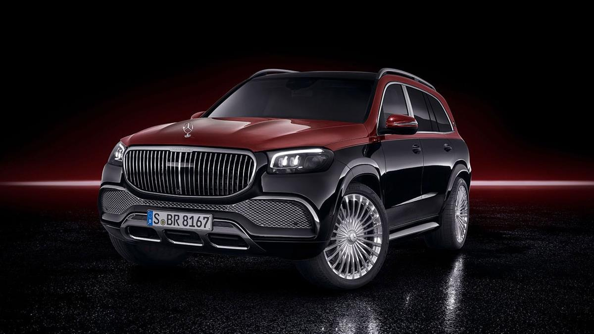 2021 Mercedes Maybach GLS SUV