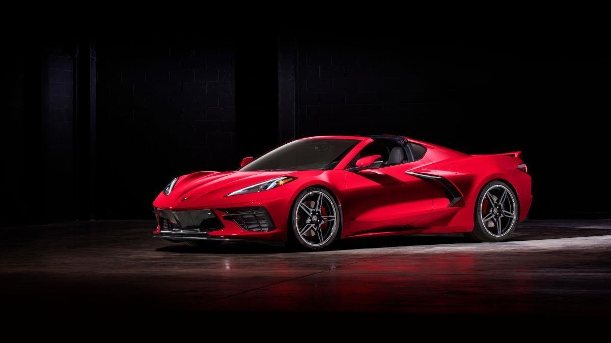 2022 Chevrolet Corvette Z06