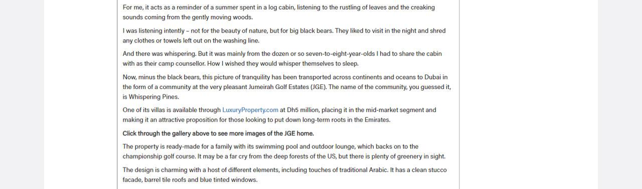 Is this Dubai's best villa in the Dh5m price bracket?