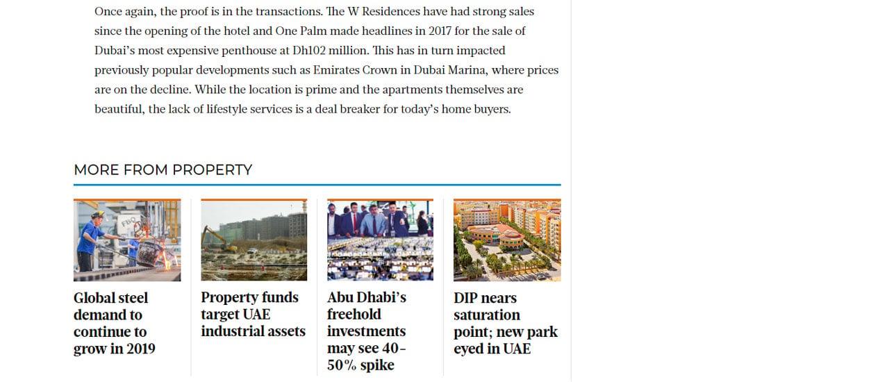 Changing Tastes of Dubai's Luxury Home BuyersChanging Tastes of Dubai's Luxury Home Buyers