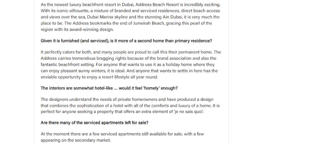 Beach Resort apartment - 6