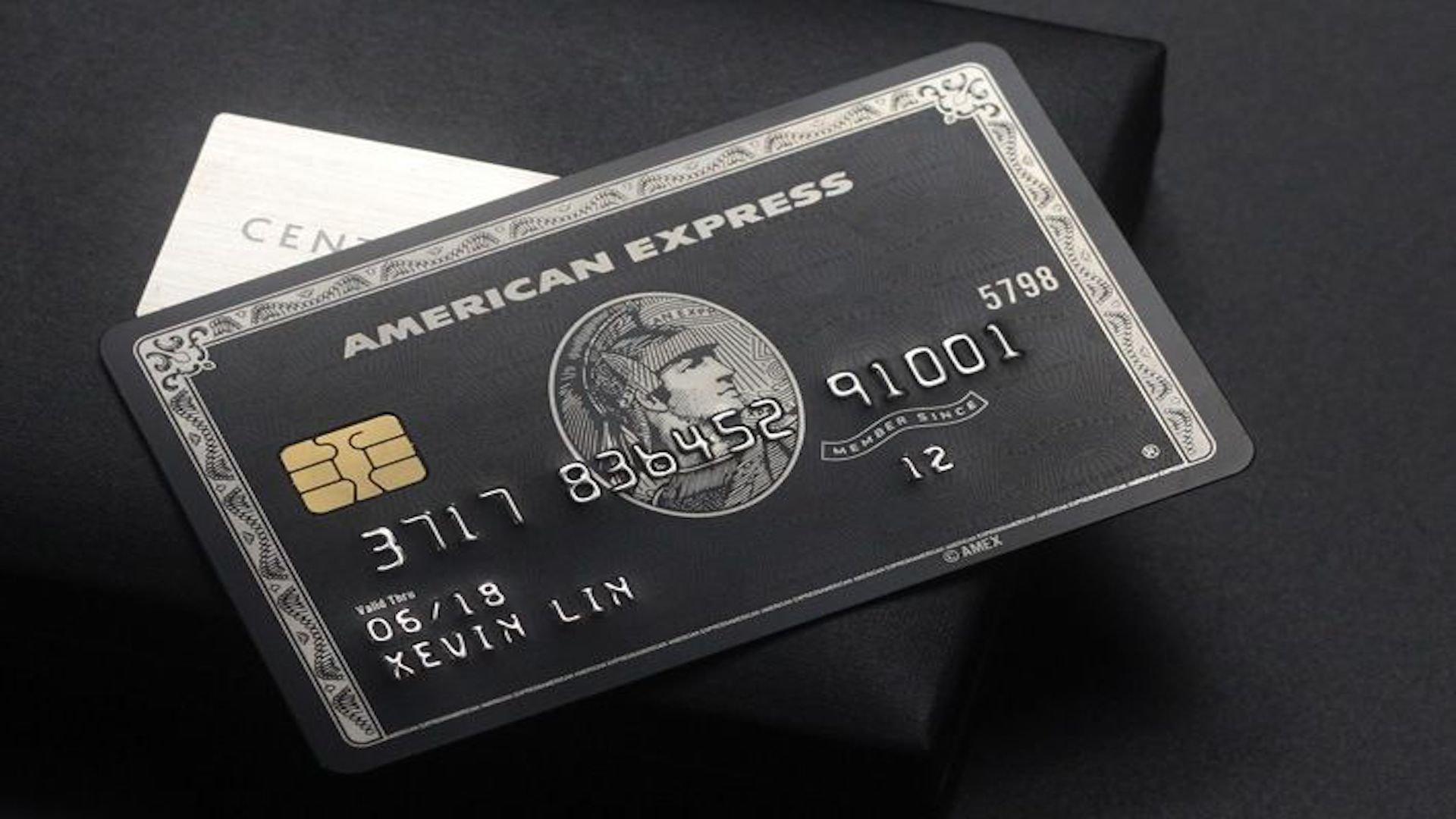 American Express (Amex) Black Card