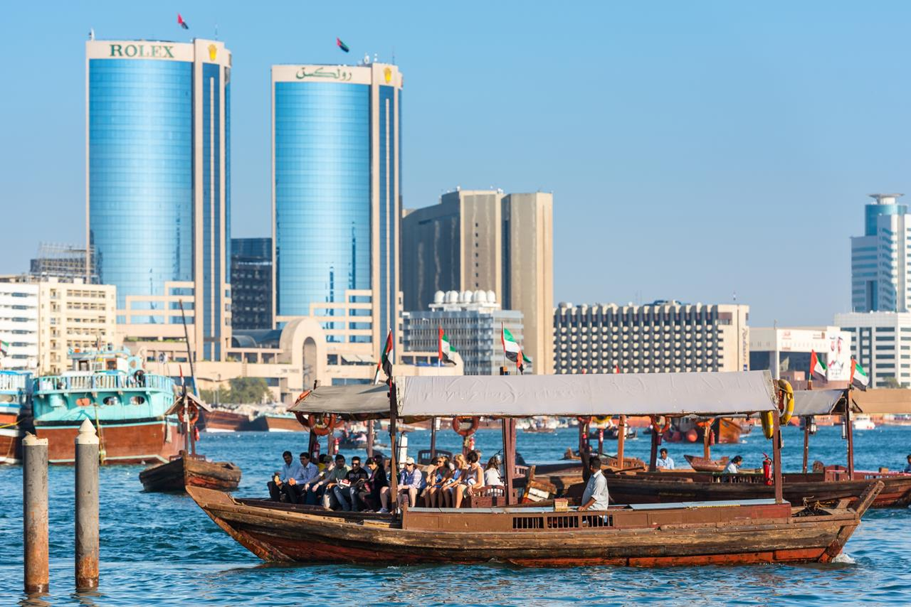 Abra Boat Ride Dubai Creek