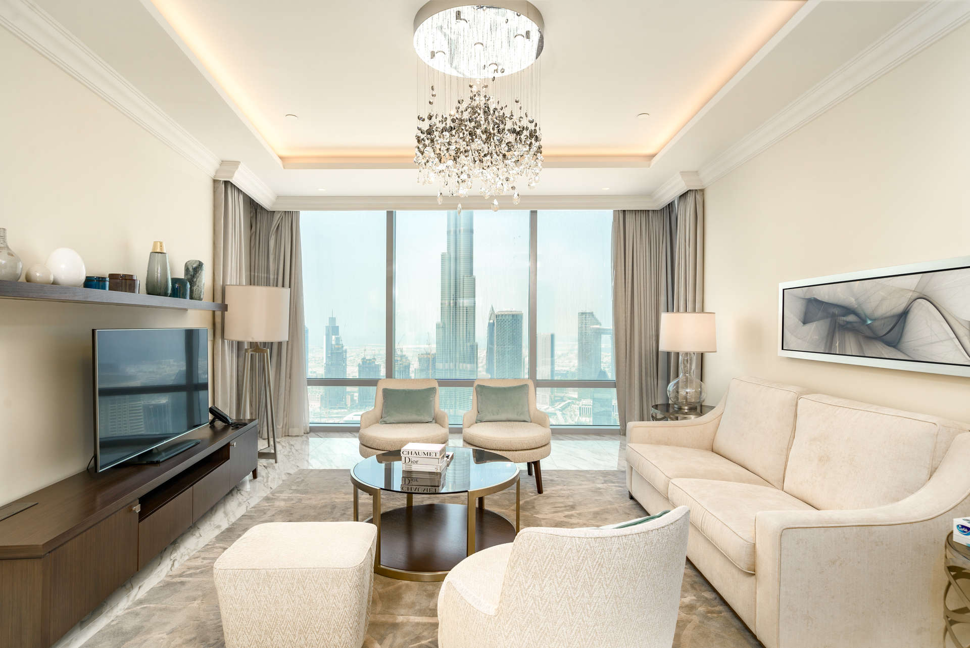 The Address Residences Fountain Views, Downtown Dubai