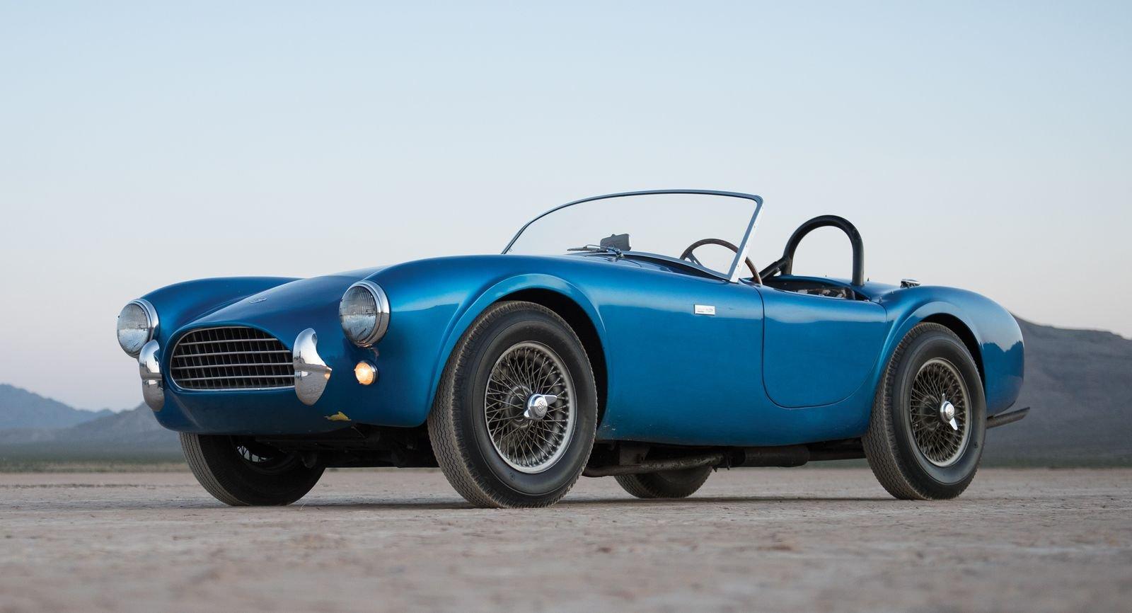 1962_Shelby_260_Cobra_CSX_2000_Classic_Car