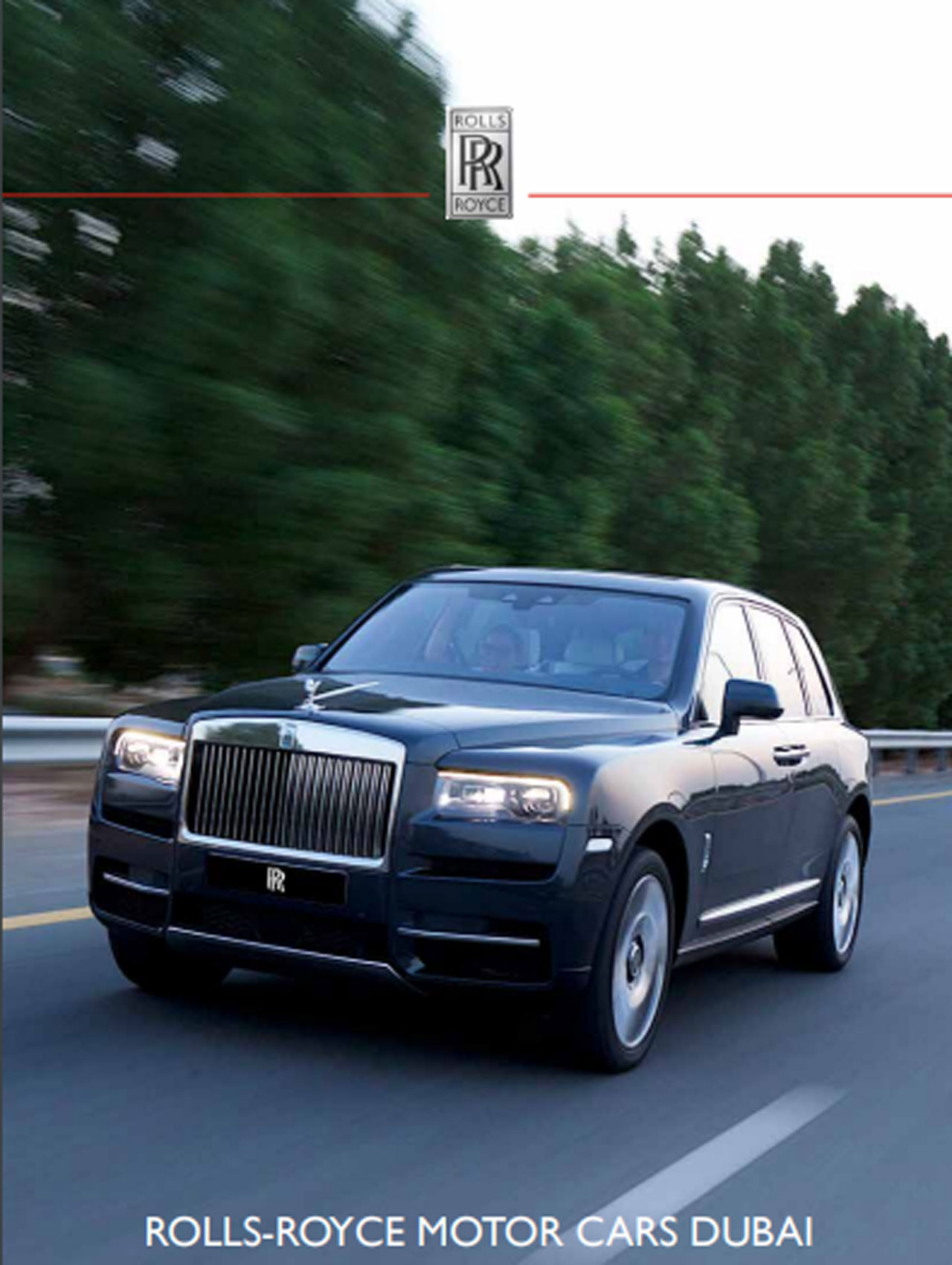 Rolls Roys Dubai Motor Magazine