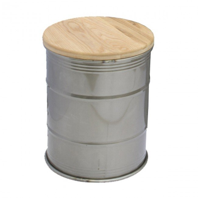 Drum Storage Table, Life Interiors