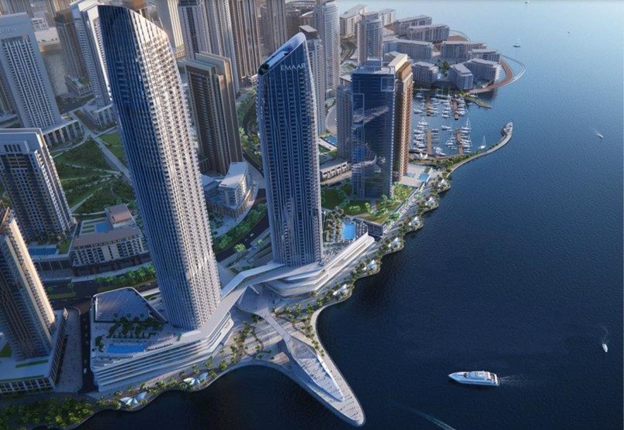 Dubai Creek Harbor