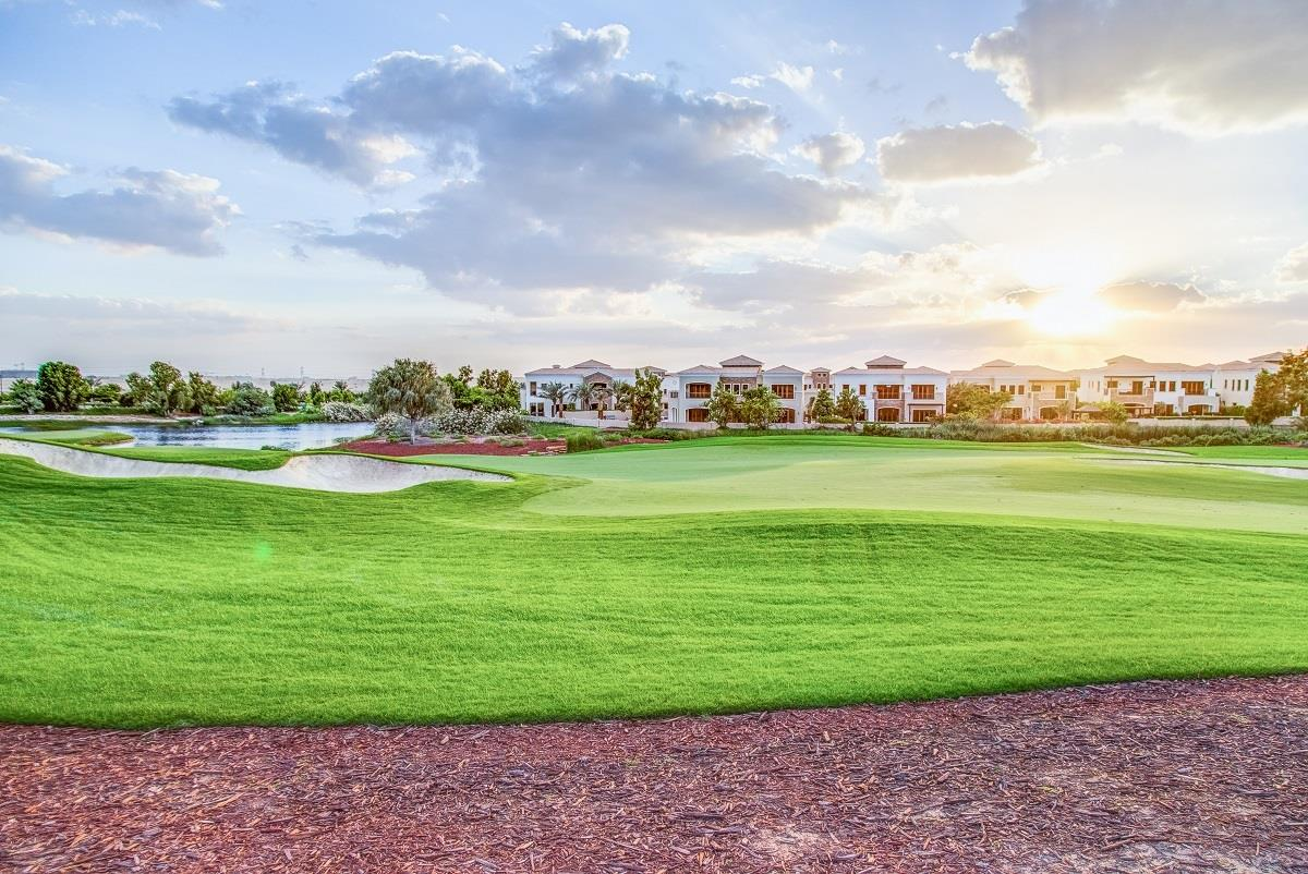 Golf Course Dubai