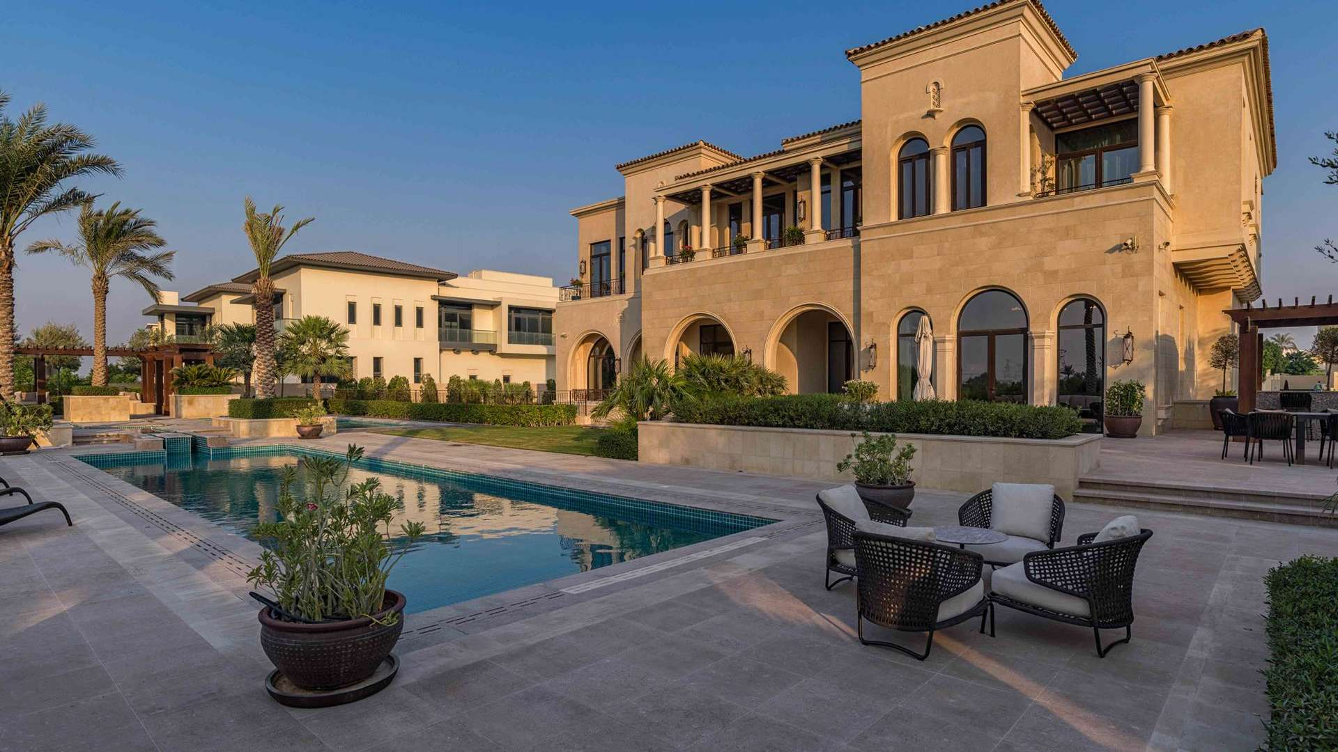 Dubai Hills Estate 6 Bed Villa