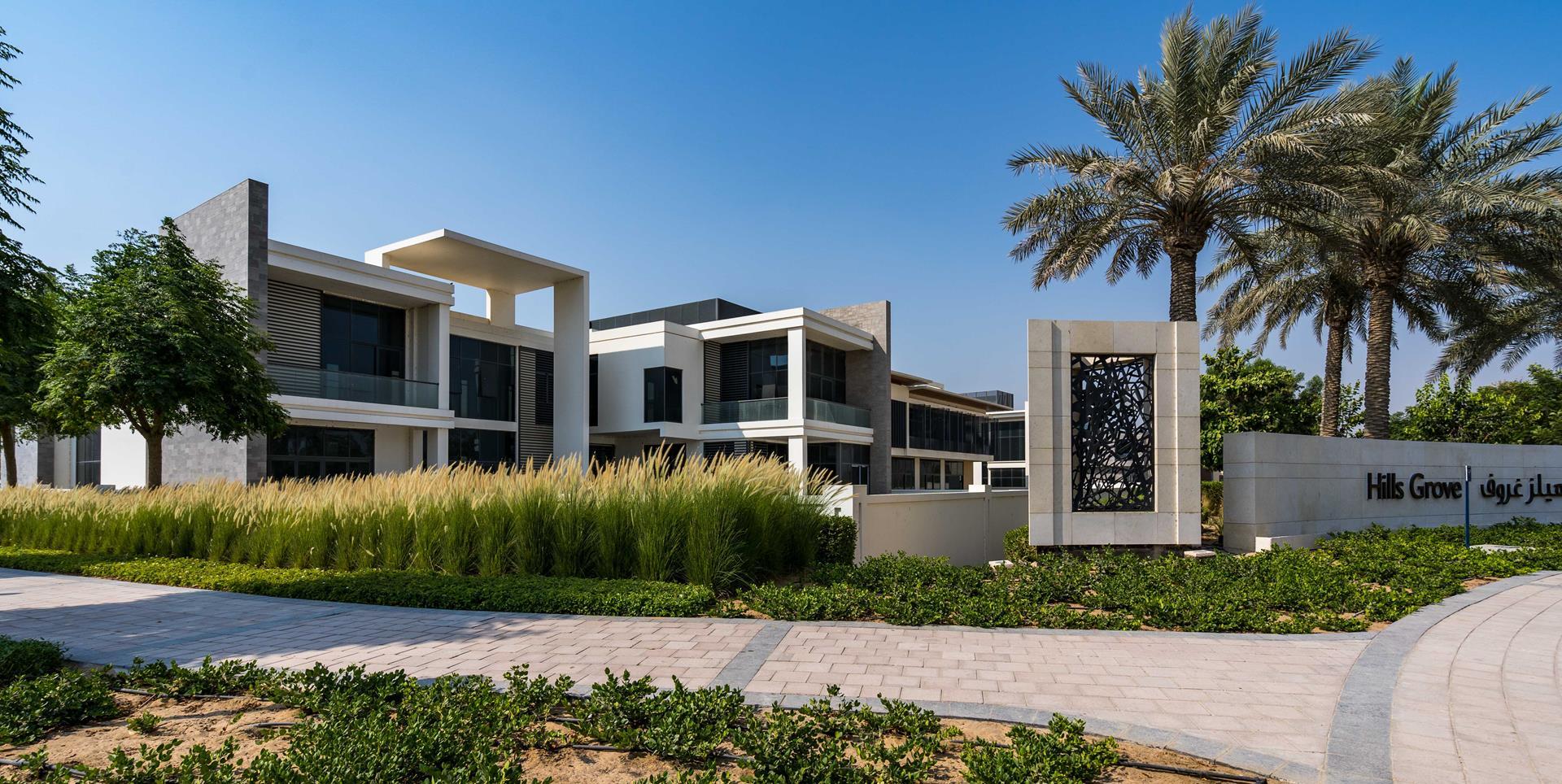 Dubai Hills Mansion
