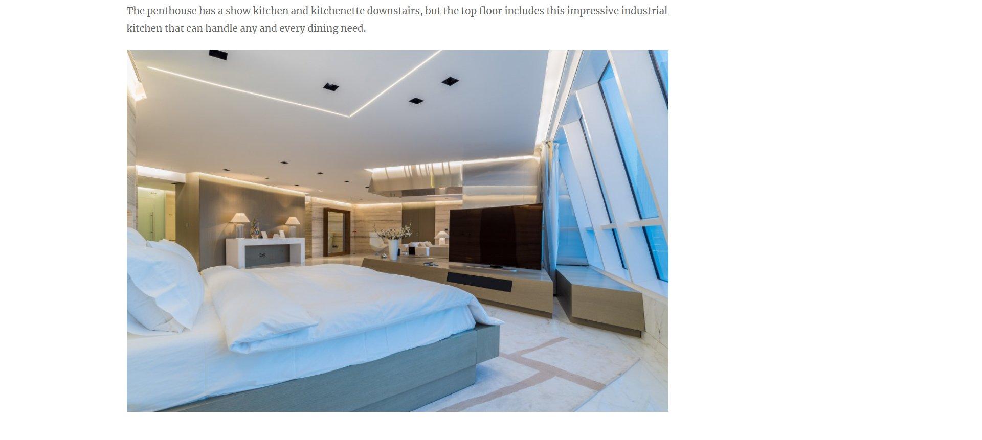 Dubai Marina Penthouse - 9