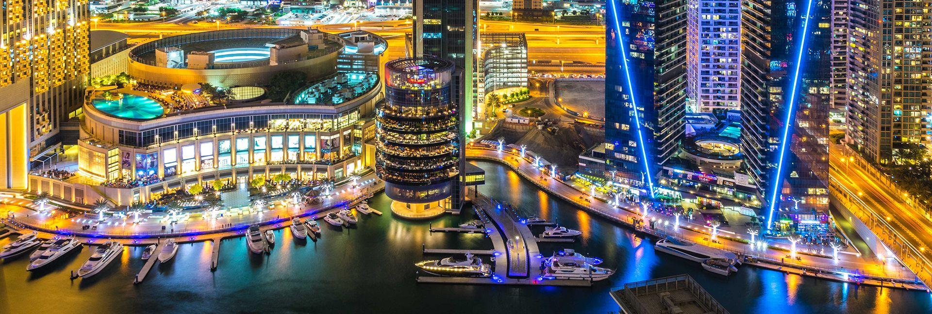 Dubai Marina Pier 7