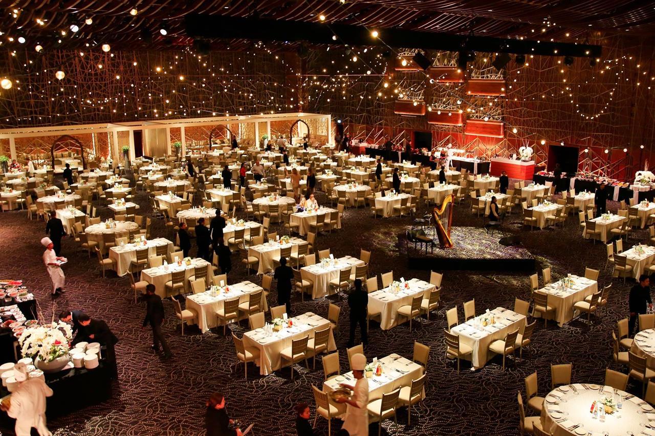 Dubai Opera New Year Gala